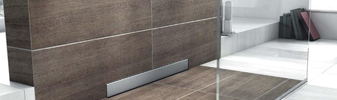 Système de douche Muro wall drain – Thumag AG