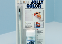 Jolly-Color Vernis de chants de carreaux